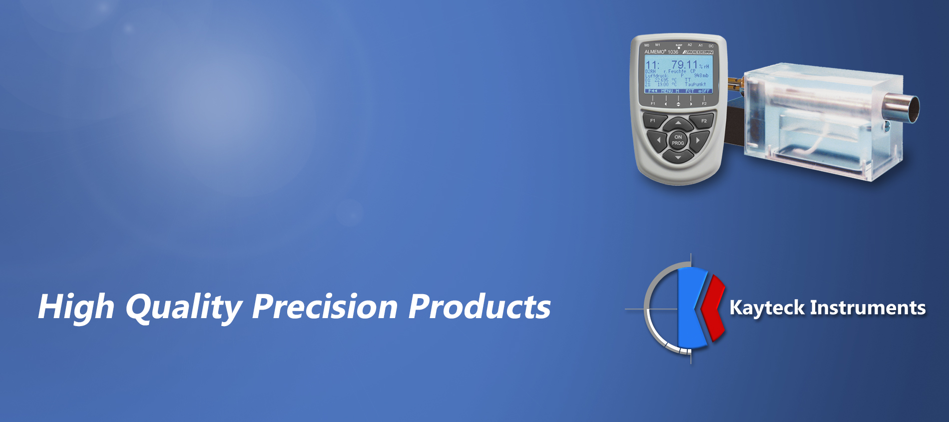 Kayteck Instruments - High Quality Precision Products