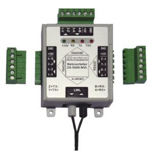 Network distributor, network driver