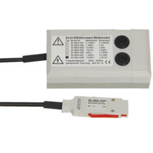 True Effective Measuring Modules for AC Voltages and AC Current